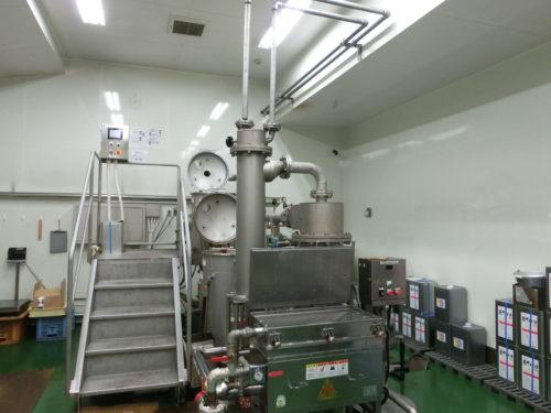 ヨコノ食品真空機械
