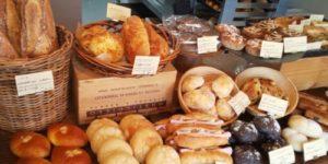 knead陳列パン