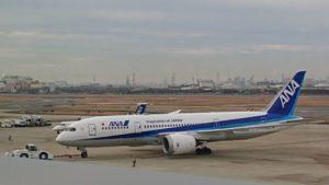 ANA飛行機2