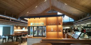 下地島空港カフェ