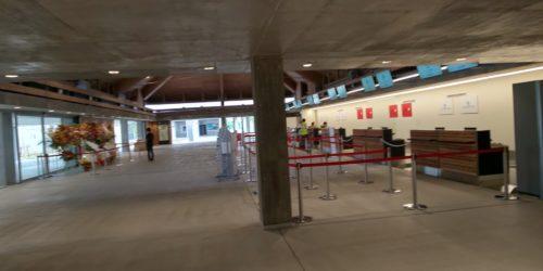 下地島空港ターミナル