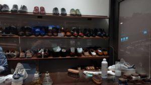 Burnish靴磨き