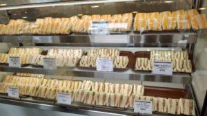 サンドイッチショーケースCOCO