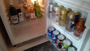 リッツカールトン大阪冷蔵庫