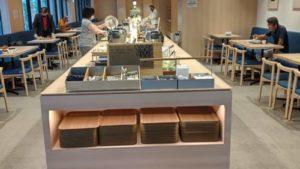 ベッセルホテルカンパーナすすきの朝食20