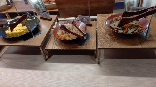 ベッセルホテルカンパーナすすきの朝食18