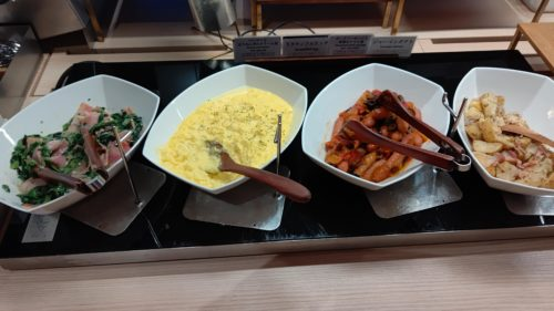 ベッセルホテルカンパーナすすきの朝食16