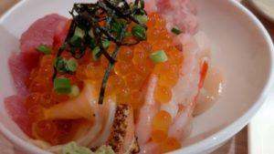 ベッセルホテルカンパーナすすきの海鮮丼