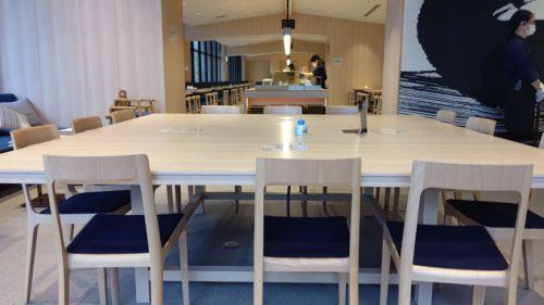 ベッセルホテルカンパーナすすきの朝食食堂