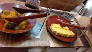 ベッセルホテルカンパーナすすきの朝食7