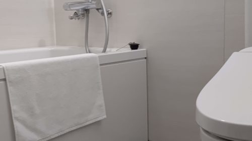 ベッセルホテルカンパーナすすきのトイレ