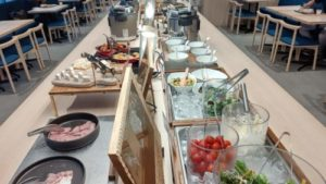 ベッセルホテルカンパーナすすきの朝食4