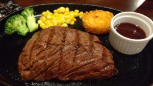 ステーキハウスキャンバス肉2