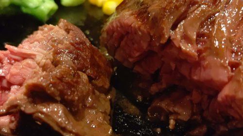 ステーキキャンバスステーキ肉2