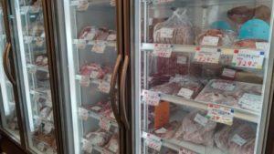 ステーキキャンバスお肉冷蔵庫