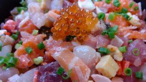 魚屋直営食堂魚まる海鮮丼