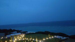 ヒルトン瀬底夜景
