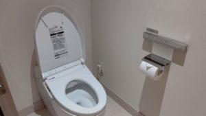 シーウッドホテルトイレ