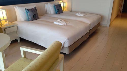 シーウッドホテルベッド