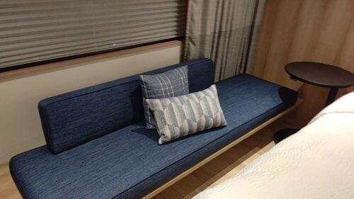 フェアフィールド・バイ・マリオット・京都京丹波客室ソファー