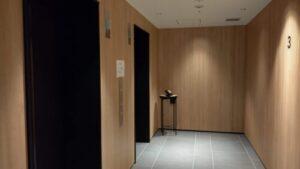 エレベーターホールフェアフィールド・バイ・マリオット・京都みなみやましろ