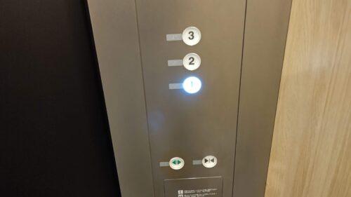 フェアフィールド・バイ・マリオット・京都みなみやましろエレベーター1