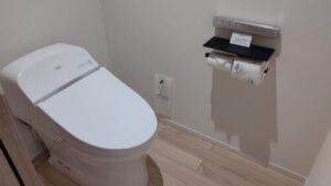 フェアフィールド・バイ・マリオット・京都京丹波トイレ