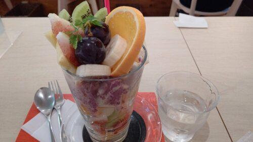 フルーツパフェサイタサイタ2